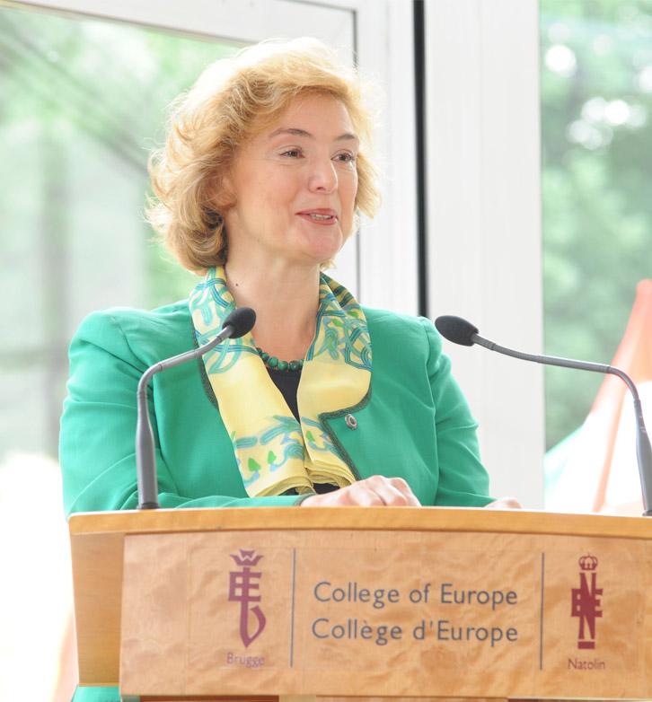 Marija Pejčinović Burić College of Europe