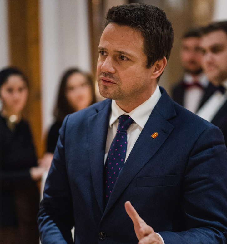 Rafał Trzaskowski College of Europe
