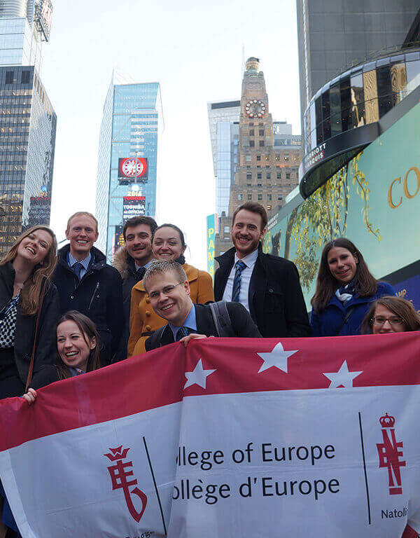 College of Europe - natolin students