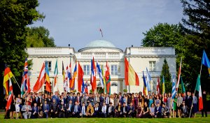stypendia unijne dla studentów Kolegium Natolin