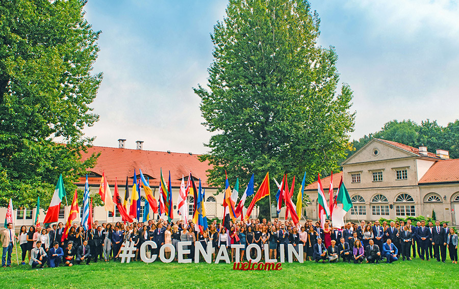 Coleurope Natolin Video